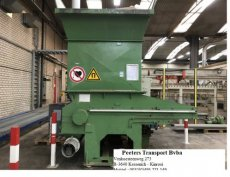 Shredder  Vecoplan, Type: VAZ 145/135 U, 55kW