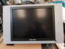 SALORA-LCD COLOUR TV-12-Volt