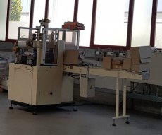 1995 Sollas mini 75 Foil wrapping machine